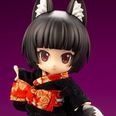 Cu‐Poche Friends Black Fox Spirit