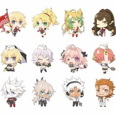 Fate/Apocrypha ApocryphaRacing Acrylic Keychain Collection