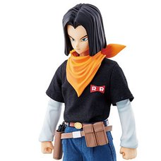 Dimension of Dragon Ball Android No. 17