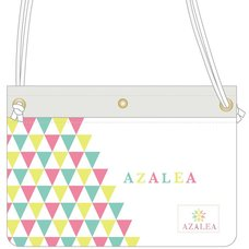 Love Live! Sunshine!! Unit Live Adventure 2020 AZALEA Sacoche Bag