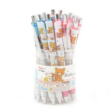 Rilakkuma EnerGel Mechanical Pencil Set
