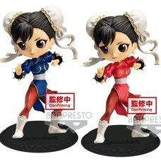 Q Posket Street Fighter Series Chun-Li