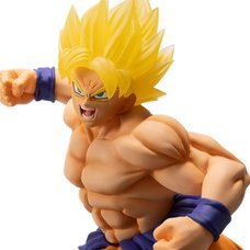 Ichiban Figure Dragon Ball Super Saiyan Goku 93'