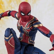 S.H.Figuarts Avengers: Infinity War Iron Spider w/ Tamashii Stage
