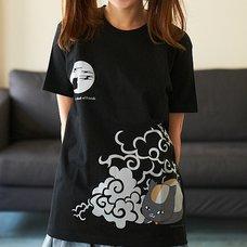 97th Single Kuro Nyanko T-Shirt