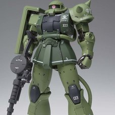 Gundam Fix Figuration Metal Composite Mobile Suit Gundam: The Origin MS-06C Zaku II Type C
