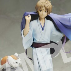 Natsume's Book of Friends Takashi Natsume and Nyanko-sensei 1/8 Scale Figure