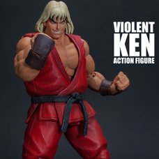 Ultra Street Fighter II: The Final Challengers Violent Ken 1/12 Scale Action Figure