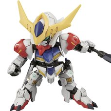 SD Gundam: IBO BB402 Gundam Barbatos Lupus DX