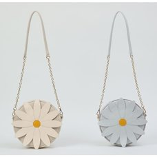 Honey Salon Daisy Round Shoulder Bag