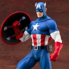 ArtFX Marvel Comics Captain America ‐Modern Myth‐