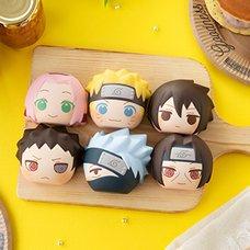 Fluffy Squeeze Bread Naruto: Shippuden Box Set