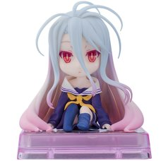 Bishoujo Character Collection Smartphone Stand No. 11: No Game No Life Shiro (Re-run)