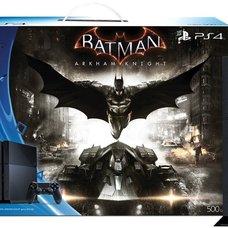 PS4 500 GB Batman: Arkham Knight Limited Edition Bundle - Black