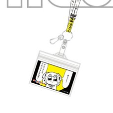 Pop Team Epic Neck Strap