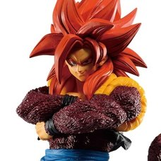 Ichiban Figure Dragon Ball Z: Dokkan Battle Super Saiyan 4 Gogeta