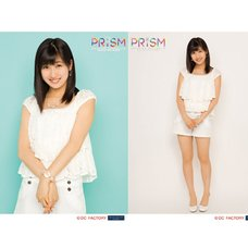 Morning Musume。'15 Fall Concert Tour ~Prism~ Masaki Sato Solo 2L-Size Photo Set C