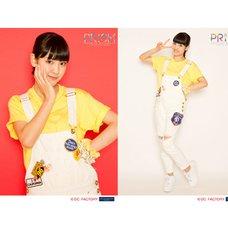 Morning Musume。'15 Fall Concert Tour ~Prism~ Haruna Iikubo Solo 2L-Size Photo Set B