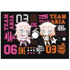 IA & ONE 6th & 3rd Anniversary Blanket