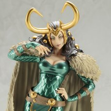 Marvel Loki Bishoujo Statue