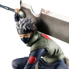 G.E.M. Series Naruto Kakashi Hatake Shinobi World War Ver.