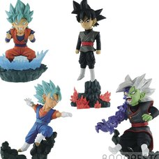 Dragon Ball Super World Collectable Diorama Vol. 1