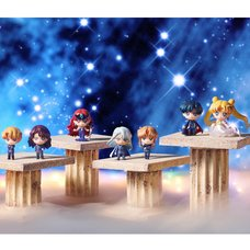 Petit Chara! Sailor Moon Dark Kingdom Box Set