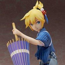 Kagamine Len ~Hanairogoromo~ 1/8 Scale Figure