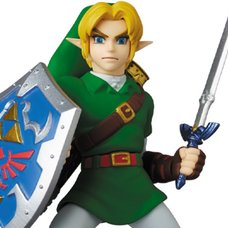 Ultra Detail Figure Legend of Zelda Link: Ocarina of Time Ver.