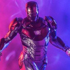 Battle Diorama Series Spider-Man: Homecoming 1/10 Scale Iron Man Mark XLVII