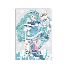 Snow Miku Clear File
