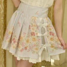 LIZ LISA Daisies & Berries Sukapan Skirt