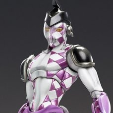 Super Action Statue: JoJo's Bizarre Adventure: Golden Wind Purple Haze (Re-run)