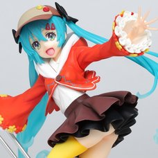Hatsune Miku Original Autumn Dress Ver. Non-Scale Figure