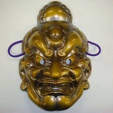 Gold Agyo Mask