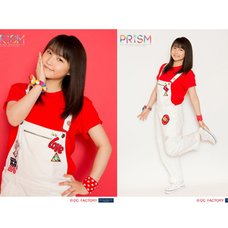 Morning Musume。'15 Fall Concert Tour ~Prism~ Riho Sayashi Solo 2L-Size Photo Set B
