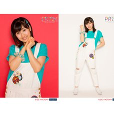 Morning Musume。'15 Fall Concert Tour ~Prism~ Masaki Sato Solo 2L-Size Photo Set B