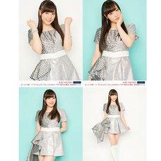 Morning Musume。'15 Fall Concert Tour ~Prism~ Mizuki Fukumura Solo 2L-Size 4-Photo Set A