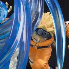 Figuarts Zero Naruto Shippuden Naruto Uzumaki -Rasengan- Kizuna Relation