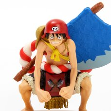 One Piece SCultures Big Figure Colosseum Special - One Piece Film Gold Monkey D. Luffy