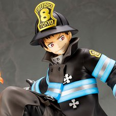 ArtFX J Fire Force Shinra Kusakabe