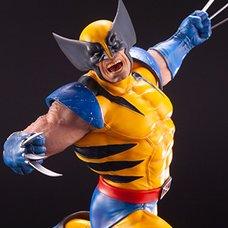 X-Men Wolverine Fine Art Statue