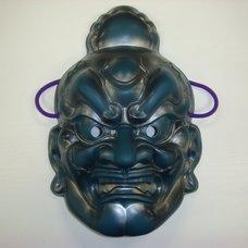 Bronze Agyo Mask