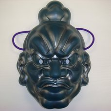 Bronze Ungyo Mask