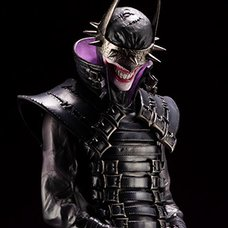ArtFX DC Universe Elseworlds Batman Who Laughs