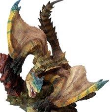 Capcom Figure Builder Creators Model Monster Hunter Roaring Wyvern Tigrex (Re-run)