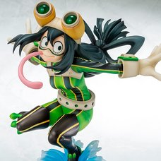 My Hero Academia Tsuyu Asui: Hero Suit Ver. 1/8 Scale Figure