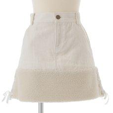 LIZ LISA Boa Skirt