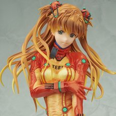Evangelion: 2.0 You Can (Not) Advance Asuka Shikinami Langley: Test Plugsuit Ver. 1/4 Scale Figure