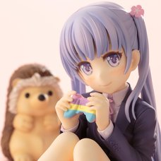 New Game! Aoba Suzukaze 1/8 Scale Figure